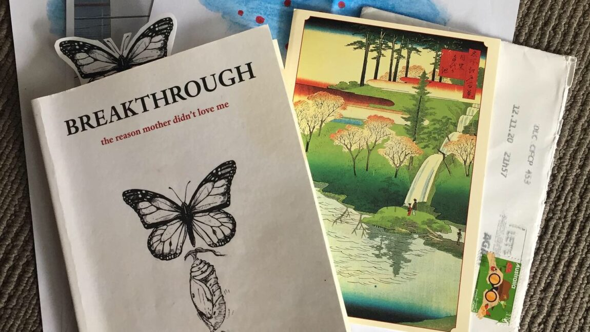 Soulful letter from a reader of BREAKTHROUGH